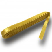 10m Uzunluğunda Sarı Renginde Kurdela, 1cm Kurdele