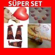 14 Şubat Sevgililer Günü Erkek Kız Arkadaşıma Özel Süsleme Paketi