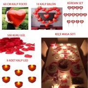 14 Şubat Sevgililer Günü, Sevgiliye Sürpriz Hediye Süsleme Paketi