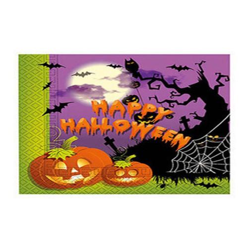 20 Adet Halloween Partisi Peçete, Cadılar Bayramı Ürünleri