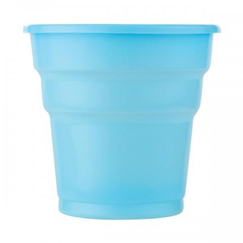 25 Adet Açık Mavi Doğum Günü Parti Bardağı