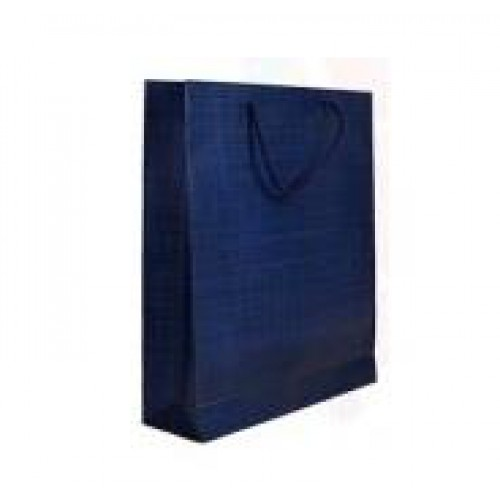 25 Adet Lacivert Hediyelik Çanta 18x12cm