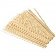 60 Adet Marşmelov Çubukları Uzun Çöp Şiş Kürdanı