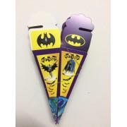 50 Adet Batman Konsepti Külah, Şeker Lokum Kutusu