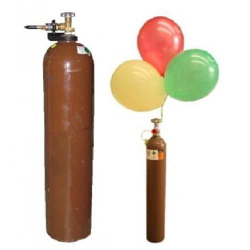 50 lt (Litre) Helyum Gazı, Uçan Balon Şişirme Tüpü