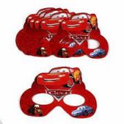 6 Adet Cars (Arabalar) Karton Gözlük Erkek Doğum Günü