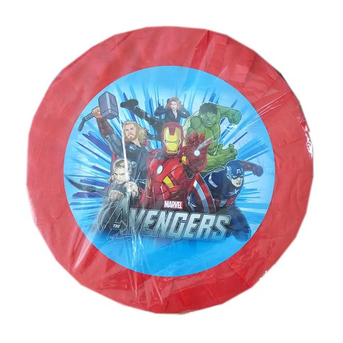 Avengers Doğum Günü Pinyata, Yenilmezler Pinata Sopa Ve İpi