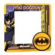 Batman 20li Magnet Doğum Günü Parti Çerçevesi Ucuz