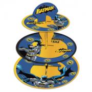 Batman Cupcake Standı 3 Katlı Doğum Günü Kek Ucuz