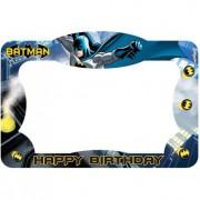 Batman Doğum Günü Parti Hatıra Fotoğraf Çerçevesi Ölçüleri 100x70