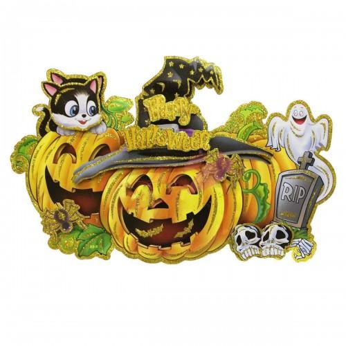 Cadılar Bayramı Partisi Duvar Süsü Halloween Festival Malzemeleri