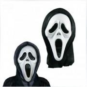 Çığlık Maskesi-Hayalet Maskesi Cadılar Bayramı Korku Maskesi