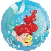 Deniz Kızı Ariel Folyo Balon Ariel Temalı Doğum Günü Parti Balonu