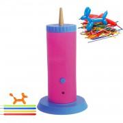 Elektrikli Sosis Balon Şişirme Makinası, Sosis Balon Pompası