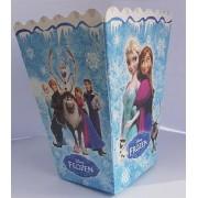 Elsa Anna Frozen Karlar Ülkesi 8li Mısır İkram Kutusu