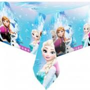 Elsa Frozen Karlar Ülkesi Parti Temalı 120cm x 180cm Masa Örtüsü