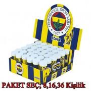 Fenerbahçe köpük,FB oyuncak sabun hediyelik Sarı Lacivert