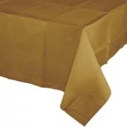 Gold Dore Altın Sarısı Masa Örtüsü 1.37m x 2.7m Doğum Günü Parti