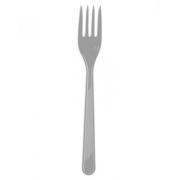 Gri Gümüş Lame 25li Çatal Doğum Günü Parti Ucuz Plastik