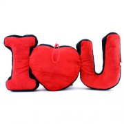 I love you yastık, Seni Seviyorum yastık, Sevgiliye yastık Hediye