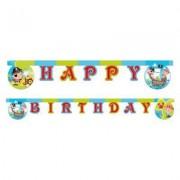 Korsan Happy Birthday Yazı Pirate Doğum Günü Yazısı 2.2 mt