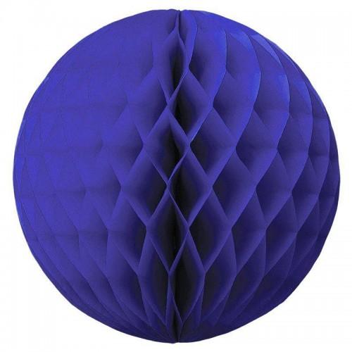 Koyu Mavi Lacivert Petek Pan Top, Asma Tavan Süsü Parti Malzemesi