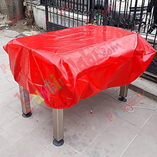 Langırt Masa Örtüsü, Yağmur Koruyucu Branda