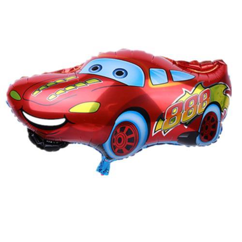 1 Adet Cars Folyo balon Arabalar Mc Queen 55cm x 30cm