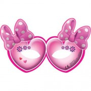 Minnie Mouse 6 adet Gözlük Doğum Günü Parti Ucuz