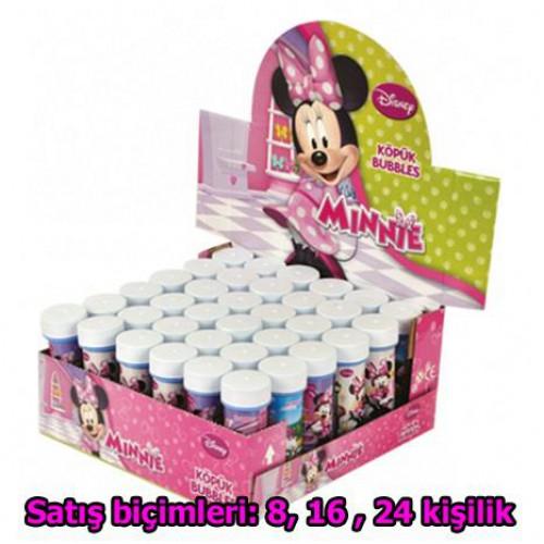 Minnie Mouse Köpük, baloncuk, oyuncak, hediye,parti, minni, mini