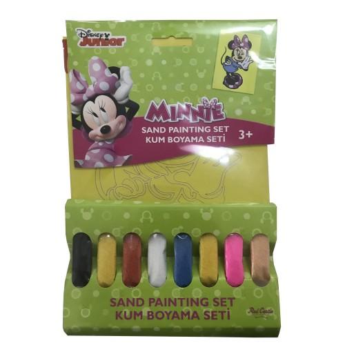 Minnie Mouse Kum Boyama Seti
