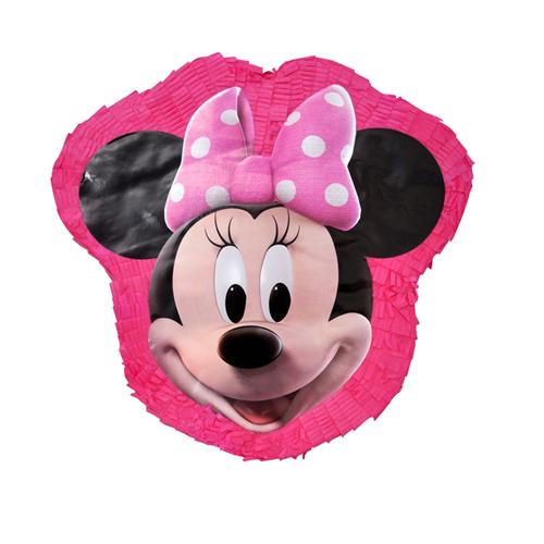 Minnie Mouse Pinyata+Pinyata Sopası Bedava Mini Maus Pinata