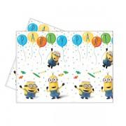 Minyon,Minion,Minions Masa Örtüsü Doğum Günü Parti Çılgın Hırsız
