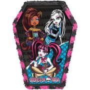 Monster High Kızları Cadı PİNYATA SOPA BEDAVA Pinyata