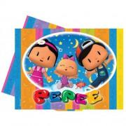 Pepee Masa Örtüsü 120x180cm Pepe Doğum Günü Parti Örtüsü