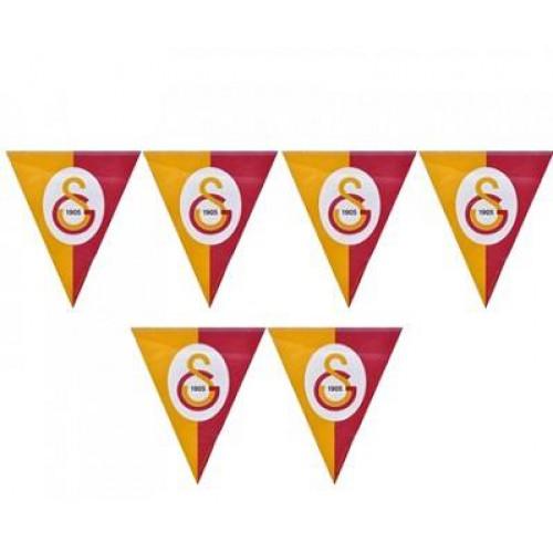 11 Bayraklı Galatasaray Flama 3.20 Doğum Günü Parti Malzemesi