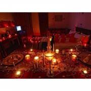 Romantik Hediye 14 Şubat Sevgililer Günü Doğum Günü Süsleme Paketi