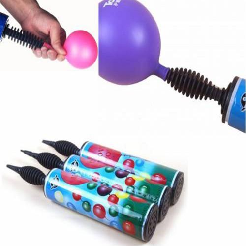 Sosis Balon Şişirme El Hava Pompası