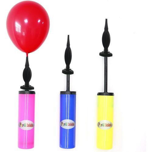 Sosis Balon Şişirme El Hava Pompası, Balon Pompası