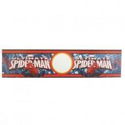 20 Adet spiderman (örümcek adam) su şişesi etiketi , bant