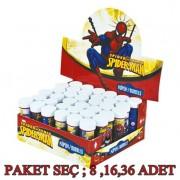 Spiderman köpük, Örümcek adam hediye, baloncuk