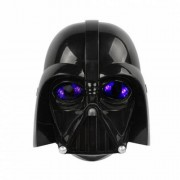 Star Wars Darth Vader Işıklı Siyah Maske