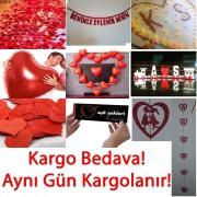 Sürpriz Romantik İlginç Evlilik Teklifi Paketi: Süsler, Malzemesi , Aksesuar, Balon vs.