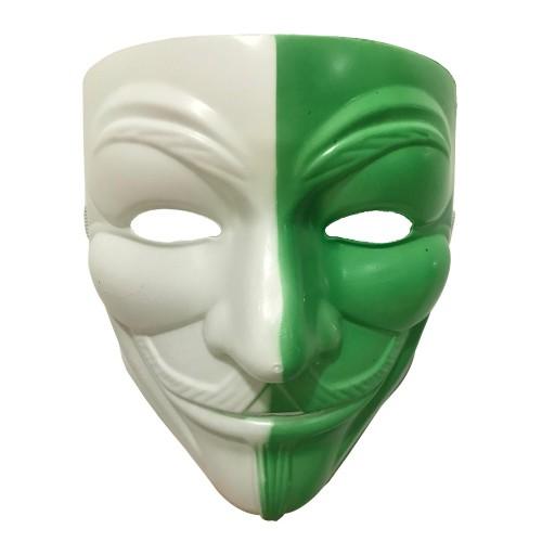 Yeşil Beyaz Bursaspor V For Vendetta Taraftar Maskesi, Konyaspor