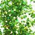 Şeffaf Balon içi Yeşil Konfeti, Masa Süsleri vb.
