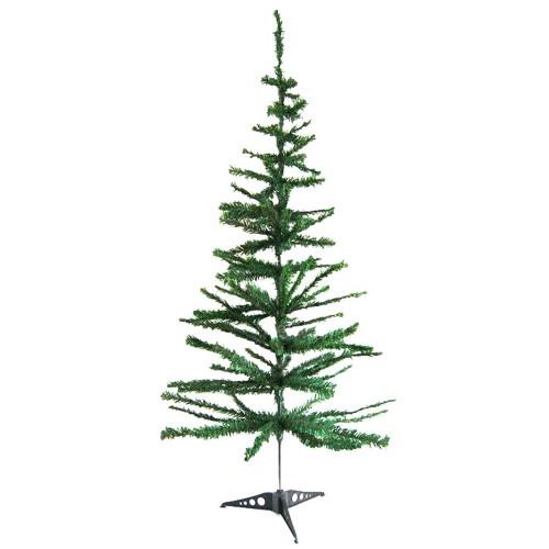 Yılbaşı Çam Ağacı 120cm 1.kalite Plastik 3 ayaklı